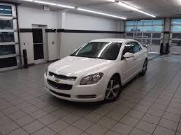 2011 Used Chevrolet Malibu 4dr Sedan LT w/1LT at Landers Chevrolet ...