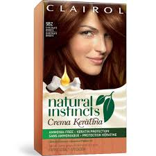 Clairol Demi Permanent Color Chart Demi Permanent Hair Color Clairol Natural Instincts With