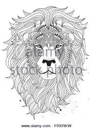 Small Picture Lion Head Coloring Page Coloring Coloring Pages