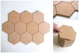 cork pin board tiles tile design ideas
