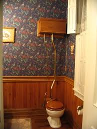 Pull Chain Toilet Cool Toilet With A Pullchain Flush Yelp