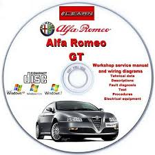 alfa romeo 159 elearn english german french spanish italian alfa romeo gt elearn english german french spanish italian repair manual cd