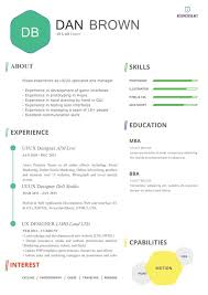 Resume Template 2016 Fascinating 28 Awesome Resume Templates 2816 Get Employed Today