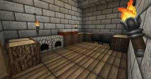Kitchen For Minecraft Any Ideas Of How To Spruce Up My Castle Kitchen Minecraft