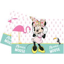 Minnie Mouse Tropical Table Cloth 120x180 Cm