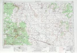 flagstaff topographic maps az  usgs topo quad a at
