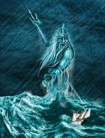 crazy for communications  during the long war zeus hades and poseidon followed mother earth s advice to release the cyclopes from captivity