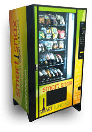 Smart Snacks Vending Machines Gorgeous Smart Lunches Smart Snax