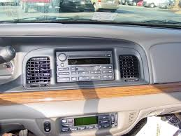 2003 2011 ford crown victoria and mercury grand marquis car audio ford crown victoria factory radio