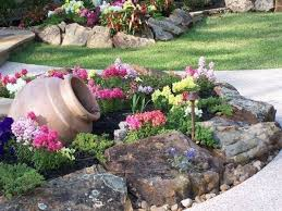 rock gardens landscaping with rocks