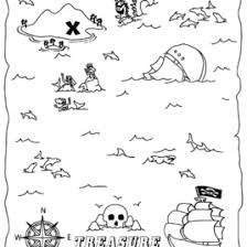 Small Picture Treasure Map Coloring Pages Coloring Pages To Download And Print