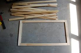 woodwork how to build wood picture frame pdf plans