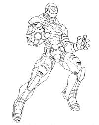 getcoloringpages my favorites catalog avengers iron man printables