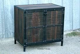 industrial bedroom furniture. Industrial Bedroom Furniture Modern Mid Century Table Vintage Reclaimed