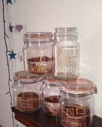 Decorate A Glass Jar
