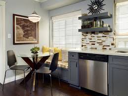 Small Fitted Kitchen Plan A Small Space Kitchen Hgtv