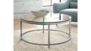 round coffee table glass round metal coffee table with glass top for magnificent collection in round