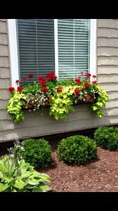 Part Sun Part Shade Window Box Flowers Crafts Pinterest Wire Window Box Liners