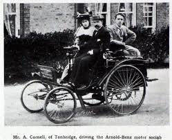 Arnold Motor Carriage Co - Graces Guide