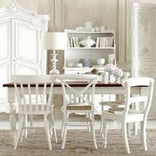 all white rooms painting mixed match chairs all in the same white color unifies the look in this all white dining room could stand chairs like this