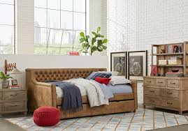 Montana Driftwood 4 Pc Full Bedroom with Brown Daybed - Daybed ...