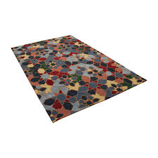 obeetee colorful fl rug obeetee rugs