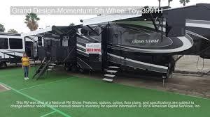 Grand Design Momentum 5th Wheel Toy Hauler Grand Design Momentum 5th Wheel Toy 399th