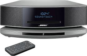 bose portable cd player. bose wave soundtouch music system iv silver wave soundtouch slv - best buy portable cd player e