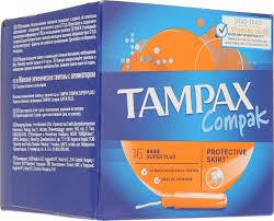 <b>Тампоны</b> гигиенические <b>Tampax Compak</b> Super Plus, с ...