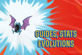Pokemon Lets Go Golbat Guide Stats Locations Evolutions