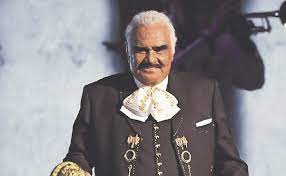Walking once more, Vicente Fernández's ...
