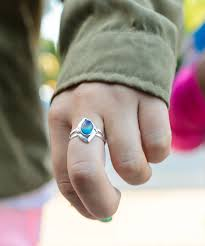 You Re In The Mood Ring Color Chart Do Mood Rings Actually Work Predict Emotions Experiment