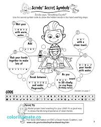 hand washing coloring pages hand simple hand g coloring pages for preschoolers spanish hand washing coloring