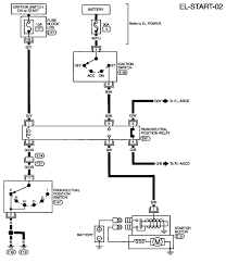 1999 nissan maxima starter the car still wont start anyone tell Nissan Maxima Wiring Diagram the green orange wire has good ground if not the park neutral switch is the problem here is a wire diagram, let me know if you have questions, thanks nissan maxima wiring diagram manual
