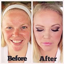 airbrush makeup outer banks wedding destination nc beach