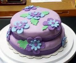 Simple Cake Decorating Ideas Flowers Cake Decorating Ideas