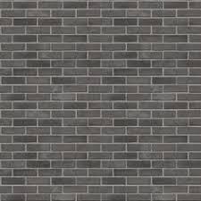 black brick texture. Textures - ARCHITECTURE BRICKS Facing Bricks Smooth Texture Seamless Black Brick R