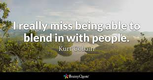 Kurt Cobain Quotes Classy Kurt Cobain Quotes BrainyQuote