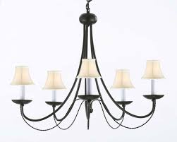 chandelier outstanding crystal candle chandelier pillar candle chandelier black iron chandelier with 5 light