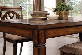 classic design dark oak finish dining room set on dark oak dining room chairs