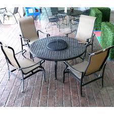 fire pit patio set target