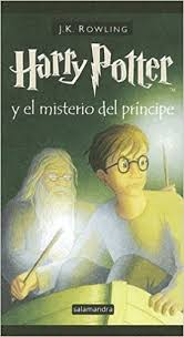 harry potter y el misterio del principe harry potter and the half blood prince spanish edition j k rowling 9788478889938 amazon books