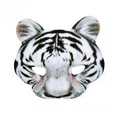 Maska Bílý Tygr 181168 Vaše Online Papírnictví