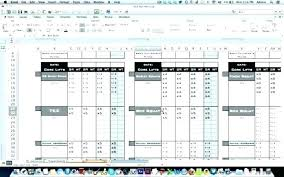 Training Record Sheet Template Employee Training Record Template