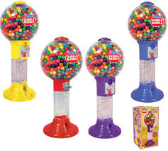Vending Machine Bank Best Buy Dubble Bubble Giant Spiral Gumball Bank WGumballs Vending