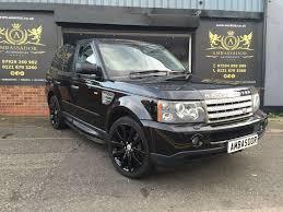 2006 Land Rover Range Rover Sport 4.2 V8 Supercharged 5dr REAR ...
