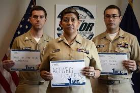 Navy Launches Suicide Prevention Program Modeled After