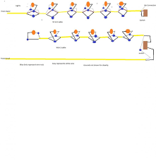 wiring basement lights just another wiring diagram blog \u2022 Residential Electrical Wiring Diagrams i am looking at installing 6 recessed can lights in my basement rh diyforums net wiring basement lights to one switch wiring basement lights to one switch