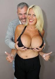 British big boobed women