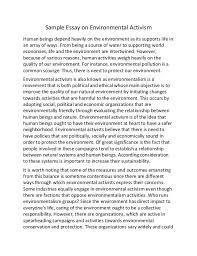 nature conservation essay statistics project custom  essay on nature conservation pages